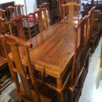 厂家直销的刺猬紫檀飞天宝座 供应莆田划算的餐桌
