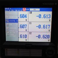 YOKOGAWA横河DX2000 DX2004 DX2008 DX2010 DX2不显示不亮黑屏维修