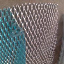 旺来热镀锌钢板网 钢板网护栏网价格 重型金属板网