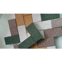 陶瓷颗粒透水砖报价、陶瓷颗粒透水砖厂家、河南透水砖价格质量