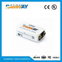 睿奕ramway 10.8V 1200mAh ER9V 烟雾探测器专用电池