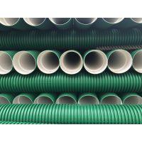 怀化PP-HM双壁波纹管DN400 SN12.5/聚丙烯双壁波纹管/湖南易达塑业