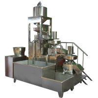 上海兢坤GC-200全自动渣浆分离阶梯式豆浆机 三连自流体机组磨浆系统 高效节能