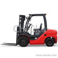 卓仕3.0吨内燃平衡重式叉车 KB30标配手排档红色蓝色可选