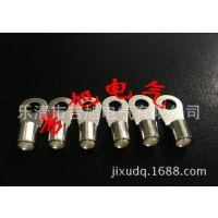 圆形裸端子 接线端子 OT2.5-8 冷压端子 接线鼻子 线耳 铜接