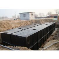 甘肃地埋式一体化污水处理设备