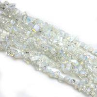 DIY 手工饰品配件 厂家直销 水晶碎石 蛋白石碎石半成品批发