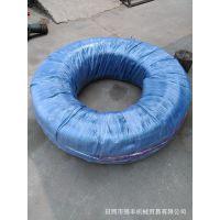 100#钢丝管,钢丝软管,透明塑料带钢丝软管