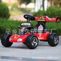 儿童F1赛车玩具漂移卡丁车四轮可坐人儿童电瓶车厂家直销