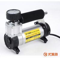 尤利特YD-3035汽车用轮胎打气泵便携式电动12V车载充气泵