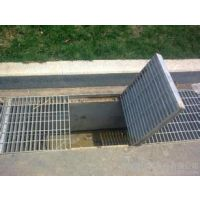 金华荣升专业生产304/30*100热镀锌格栅排水沟盖板