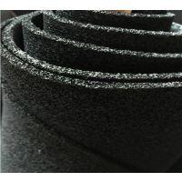 福建易宝 厂家直销 缓冲 防震 阻燃 黑色 开孔三元乙丙橡胶EPDM YB-8015 橡胶泡棉