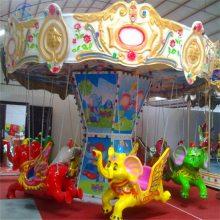 三星儿童游乐设备小飞象