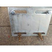 惠州供应Q235B材质国标热镀锌钢板埋板