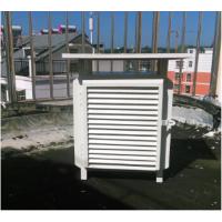 供应西藏贵州杰灿品牌JC-02木制小型气象百叶箱规格大小厂家