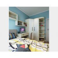 儿童房间装修效果图-儿童房家具-家居100