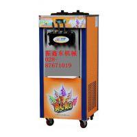 成都供应振鑫东BQL-218三色冰淇淋机厂家直销冰淇淋机