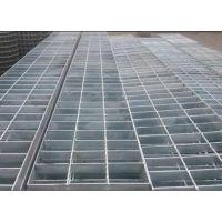 热镀锌钢格板|航金钢格栅板(图)|热镀锌钢格板知名企业