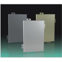 墙面装饰铝单板 铝幕墙铝单板生产厂家