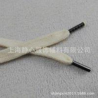 供应-大量现货绳带金属头-棉绳金属包头 品质保证