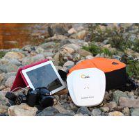 便携式太阳能发电系统 微型储能电源 6AH锂电电池 直流 白色 亚洲