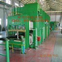 供应各种规格的国森品牌平板硫化机