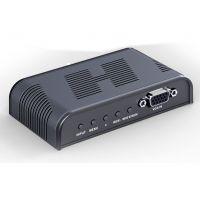 模拟信号转换器AV转VGA转换器带音频