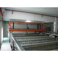 供应深圳德尔福PCB自动图形电镀设备镀铜生产线