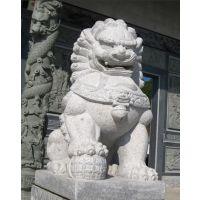 仿古石雕狮子、石雕狮子、坚美花岗岩雕刻