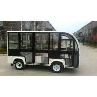 金洲封闭式电动观光车重庆电动车JZT08-M