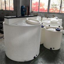 品质保证立式搅拌机 防腐搅拌罐 聚乙烯搅拌罐