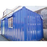 德州彩钢板房报价-活动板房图片-彩钢瓦围墙制作