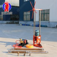 巨匠QZ-2A地质勘探回转式钻机 20米小型三相电地表取样机 小型取样钻机