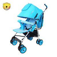厂家直销婴儿推车超轻便携夏季宝宝伞车可坐可躺易折叠婴儿车避震儿童推车
