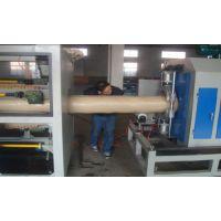 塑料管挤出机商|塑料管挤出机|朗逸塑机(在线咨询)