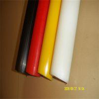 黑色尼龙棒 黑色加30%玻纤尼龙棒 耐磨 耐腐蚀尼龙棒 加工零部件尼龙棒