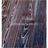 供应厂家直销优质水曲柳浮雕实木地板