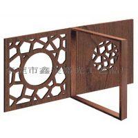 木质挂件、木雕挂件、木雕窗花、激光镂空切割加工。