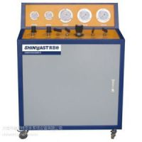 CNG/LPG减压器综合性能试验台