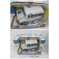供应电动玩具,摇摆万向电动车(Q版救护车),澄海新艺玩具