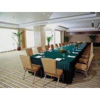 广州白云区丝绒台布 绒布桌布 定做办公桌布 简约会议室台布