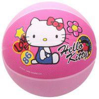 Hello Kitty 凯蒂猫 正品 儿童 橡胶篮球 3号 3#篮球 HA1301 KT猫