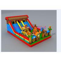 儿童蹦蹦床大型气垫多少钱 儿童充气蹦床玩一次多少钱 孩子玩的游乐气垫床郑州销售厂家