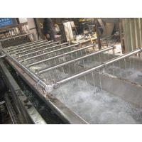 供应宜福达连续式解冻机|不锈钢冷冻食品加工设备