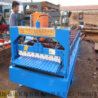 850型压瓦机设备 水波纹型压瓦机设备 全自动型压瓦机设备