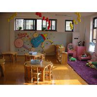 定制四川广元幼儿园书包柜, 进口美国南方松家具,成都幼儿园家具厂