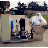 西安箱式无负压压供水设备 西安无负压变频供水全自动设备变频供水设备 RJ-R37