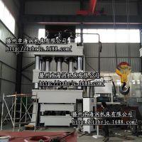 批量生产1200吨五梁四柱多功能拉伸成型压力机 海润定制