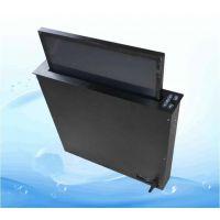 方方科技厂家图木舒克供应19寸一体机液晶屏升降器