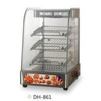王子DH-861弧形保温保湿陈列柜 湿保温展示柜 湿保温柜